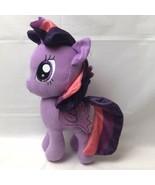 "My Little Pony Twilight Sparkle Unicorn 12"" Plush Toy Factory - $14.84"