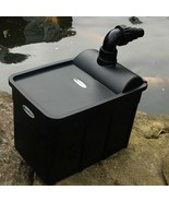 Pondxpert FiltoBox, for up to 1200 Gallons Non UVC Compact Pond Box Filter - $116.57