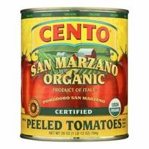 Cento - Whole Peeled Tomatoes - Case Of 6 - 28 Oz. - $53.97