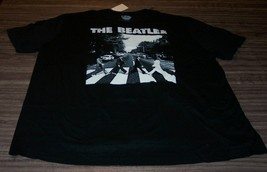 THE BEATLES Abbey Road T-Shirt BIG & TALL 3XL 3XLT Band NEW w/ TAG - $24.74