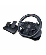 V900 PC Gaming Racing Steering Wheel, Universal Usb Car Sim 270/900 degr... - $239.57