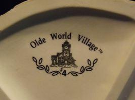 Old World Village #4The Clocktower AA18-1373 Vintage image 11