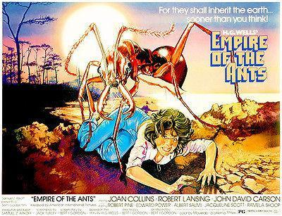 Primary image for Empire of the Ants - 1977 - Movie Poster