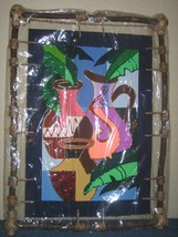 Hand Made Twig Style Wood Picture Frame Multi-C... - $9.85