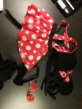 Genuine Disney children's 2T Minnie Mouse Costume with tights - $49.50