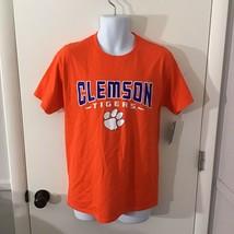 New Mens Knight Apparel NCAA Clemson University Tigers T-Shirt Size Medium - $28.49