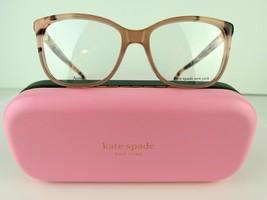 Kate Spade KARLYN (FWM) Nude 51-16-140 Eyeglass Frames - $75.95