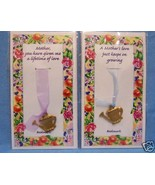 Bookmarks Mother Mom Theme Gardening Russ Berrie Mothers Day Gift Lot of 2 - $7.91
