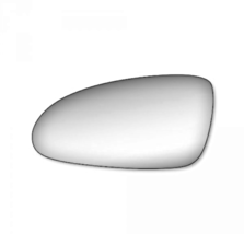 Fits 00-07 Chevy Monte Carlo Left Driver Mirror Glass Lens w/ Adhesive - $12.82