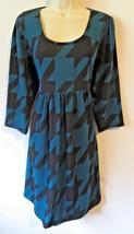 Reborn 1XL dress black turquoise - $34.64