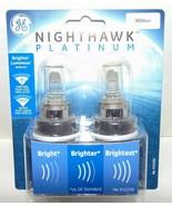 Headlight Bulb-Nighthawk Platinum Twin Blister Pack GE Lighting 9004NHP/BP2 - $14.50