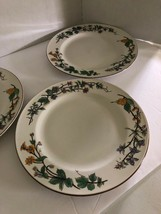 woodhill citation 4 Saucers And 3 Dinner Plates. Good Condition - $19.79