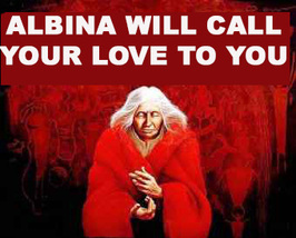 FREE W $49 ORDERS ALBINA WILL CALL YOU LOVE TO YOU MAGICK MAGICKALS - $0.00