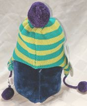 Baby Aspen BA11039NA Ice Caps Hat For Baby And Penguin Plush Gift Set image 5
