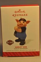 Hallmark - Harley Hog - Harley Davidson - 2014 Keepsake Ornament - $9.20