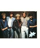 Duran Duran Scott Baio teen magazine pinup clipping telephone call Teen ... - $3.50