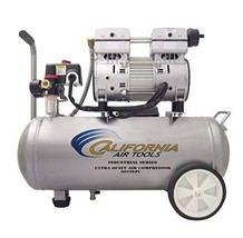 California Air Tools 6010LFC 1.0 HP Ultra Quiet and Oil-Free Industrial ... - $434.61