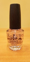OPI Nail Polish Lacquer  Top Coat 15ml/0.5fl.oz - $11.00