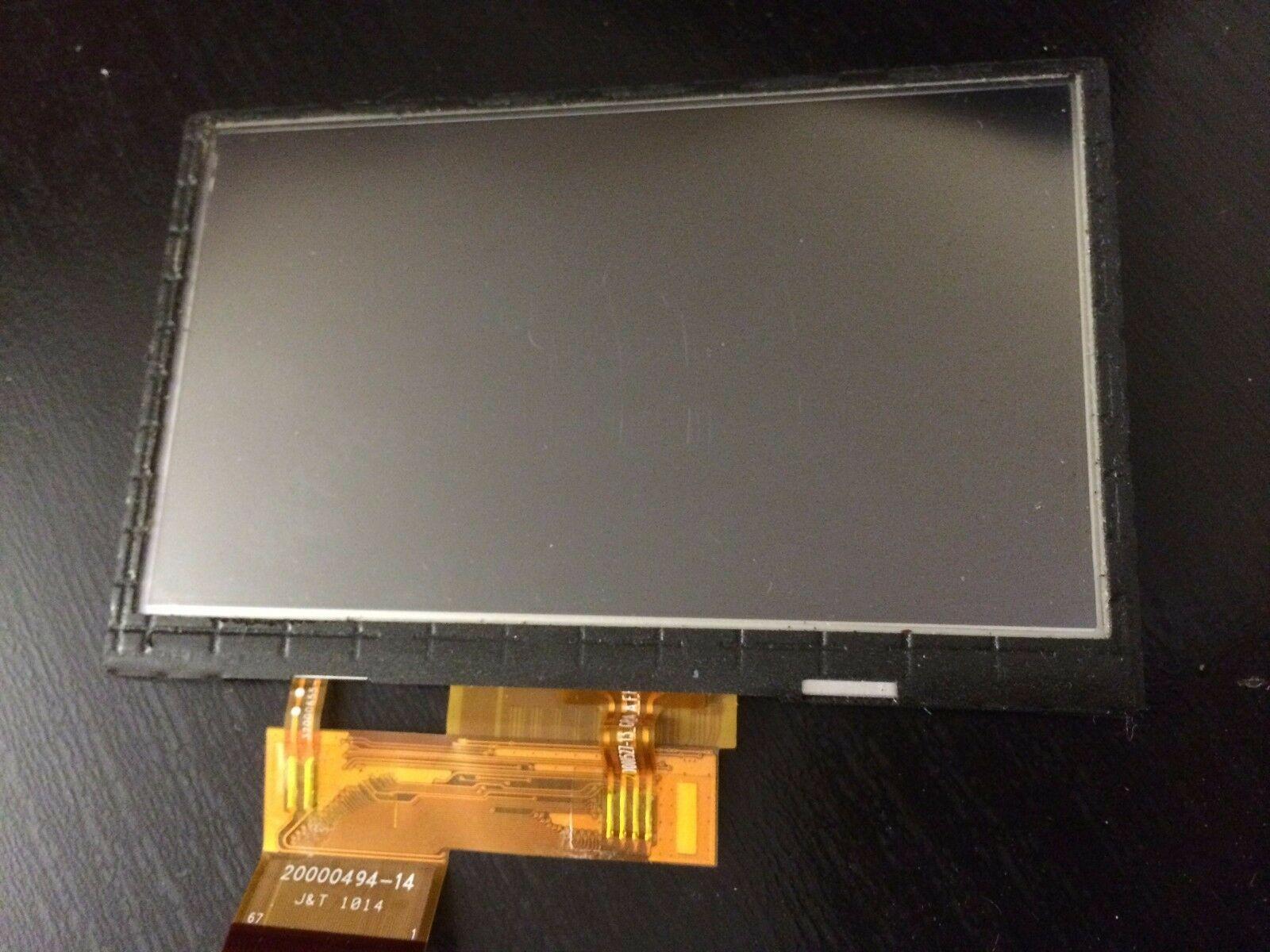 "OEM  4.3"" AT043TN24 LCD SCREEN / DIGITIZER FOR GARMIN GPS - $14.35"