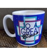 To A Great Boss Mug - $13.25