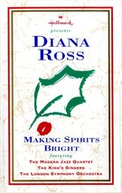 Diana Ross & Others: Making Spirits Bright (used cassette) - $14.00