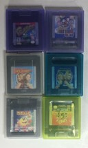 6 Uno Mary Kate & Ashley Super Mario Bros Pacman ++ For Nintendo Game Bo... - $32.66