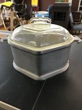 "Guardian Service Ware Heavy Aluminum Roasting Pan Pot Triangle Lid 9 ""X ... - $38.69"