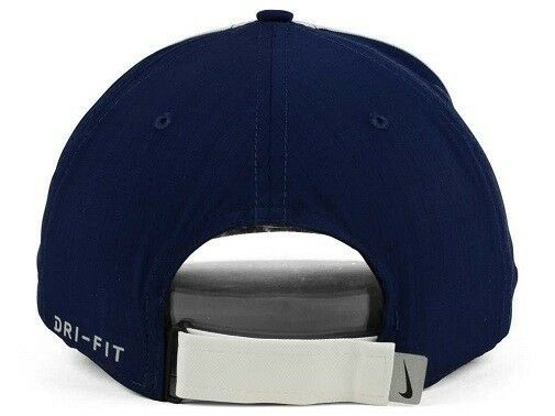 BYU Cougars NCAA Nike Coaches Legacy Aerobill Adjustable Hat