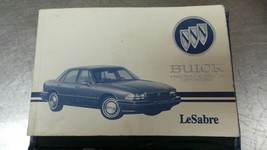 1993 Buick Lesabre Owner's Manual 320 Pages/Written Comments in Back - $14.91