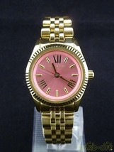 MICHAEL KORS Quartz analog wristwatch MK-4363 251901  F/S BEST condition From JP - $338.57