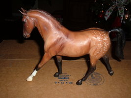 "Breyer Collectible 12""x 10"" - $25.00"