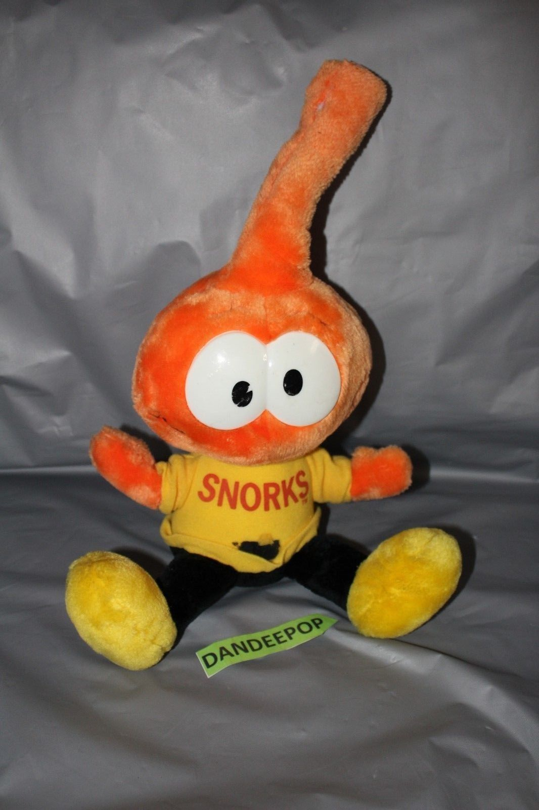 "Primary image for Vintage Applause Original Snorks Dimmy 14"" 1983 Stuffed animal Toy"
