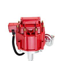 AMC JEEP CJ5 CJ7 304 360 401 V-8 HEI DISTRIBUTOR RED 65K VOLT COIL image 2