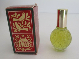 Vintage Avon Rapture Cologne New Old Stock .5 fl. oz. Country Christmas - $13.96