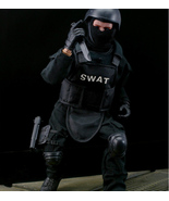 12' action figure 1/6 size 30cm height SWAT soldier figure model toy - $28.00