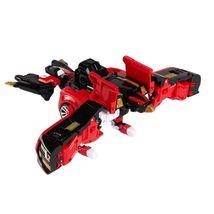 Miniforce Tri Hawk King Action Figure Super Dino Series Transforming Robot Toy image 4