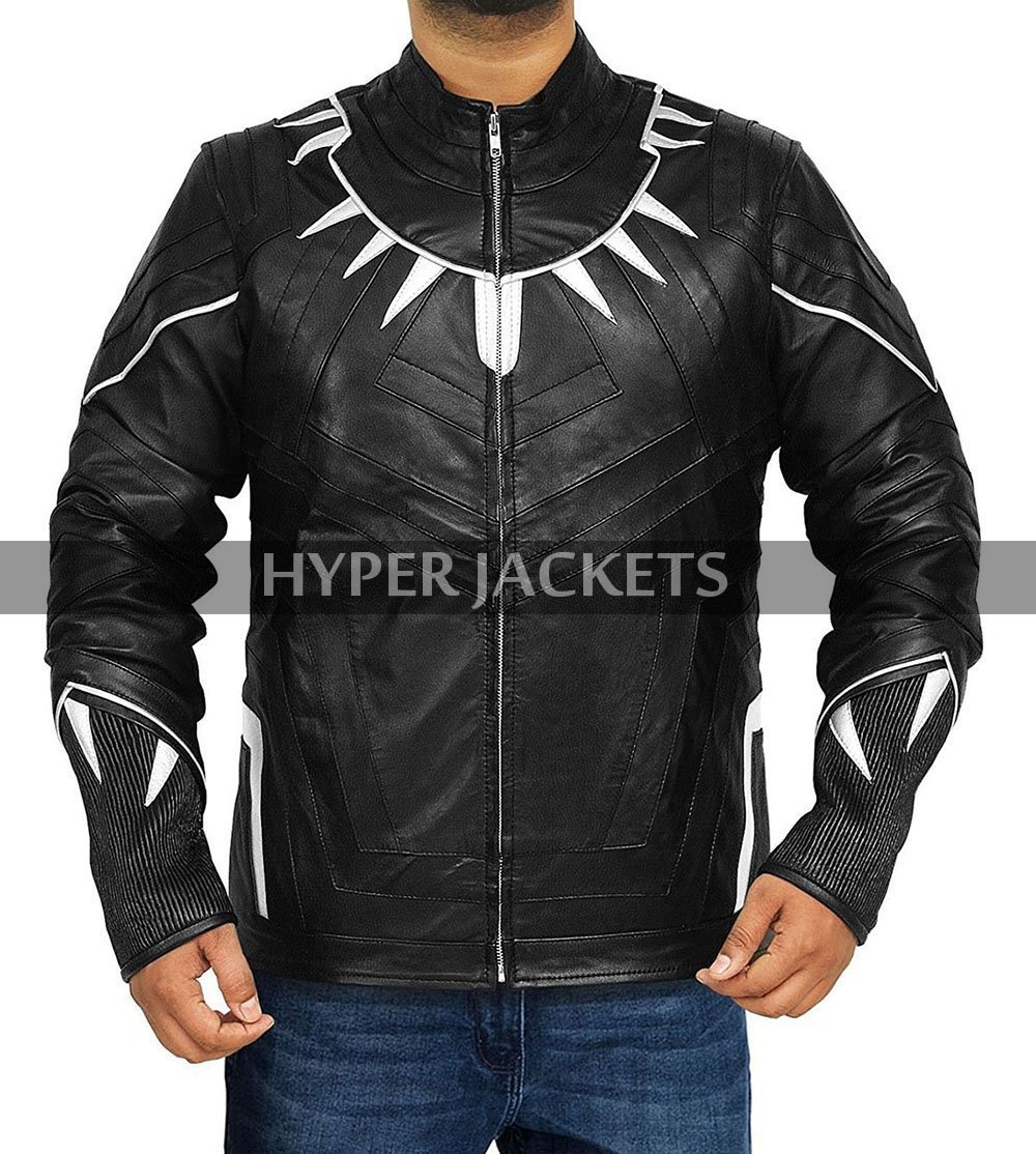Infinity war chadwick boseman jacket