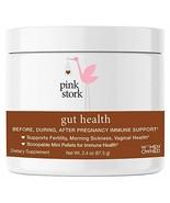 Pink Stork Gut Health: Immune Support -Vaginal Health, Morning Sickness,... - $24.95