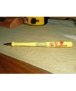 NY Yankees Vintage Pencil Hillerich & Bradsby Co Louisville Ky Yellow Ba... - $14.84