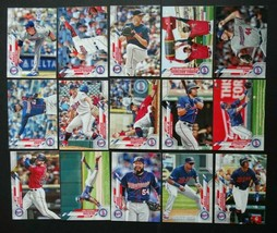 2020 Topps Series 2 Minnesota Twins Base Team Set of 15 Baseball Cards  - $3.49