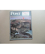 Saturday Evening Post Magazine January 12 1946 John Falter Cover With De... - $26.39