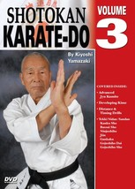 Shotokan Karate #3 Advanced Jyu Kumite, Tekki, Gojushiho ++ DVD Kiyoshi ... - $26.95