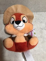 "FUNKO DISNEY AFTERNOON 6"" PLUSH DOLL Chip And Dale Plush Chip A15 - $14.95"