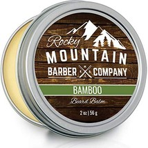 Beard Balm – Made with Natural Oils, Butters, Rich in Vitamins & Minerals – Arga image 1