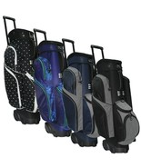 NEW RJ Sports 2019 Spinner X Transport Wheeled Golf Cart Bag -Pick the C... - $114.95+