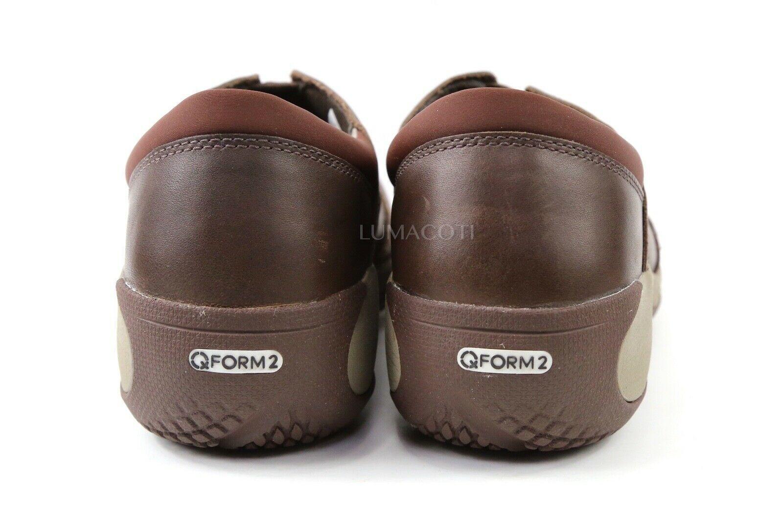 Womens Merrell Encore Q2 Moc Clog - Expresso Leather Size 10 [J45796]