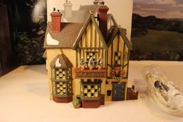 Dept 56 58328 J.D. Nichols Toy Shop Dickens Village Lighted Bldg Nice D12 - $28.95