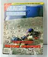 MAGIC CROCHET MAGAZINE #113 APRIL 1998 - 27 Designs - Doilies, Irish Cro... - $10.00