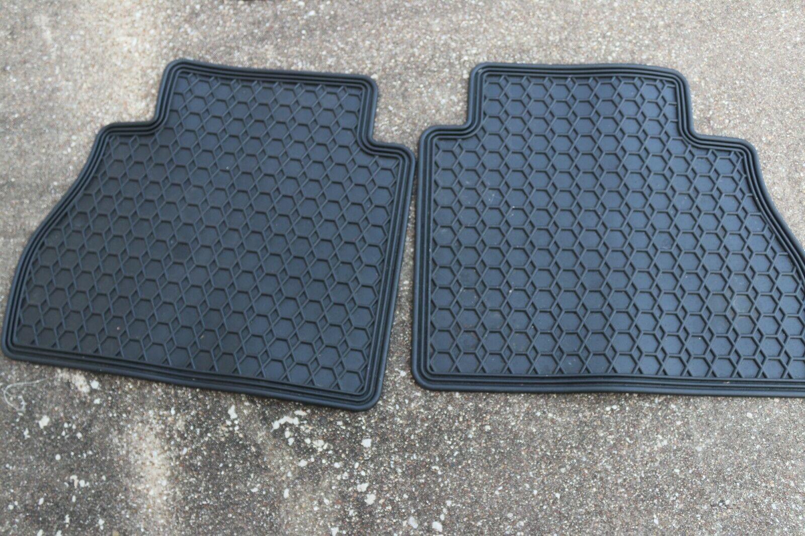 Toyota Fj Cruiser Oem All Weather Floor Mats Carpet