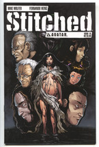 Stitched 18 A Avatar 2013 NM - $6.78
